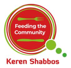 Keren Shabbos Logo